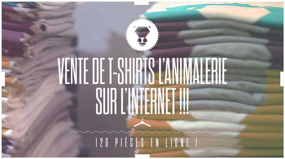 T-shirts - L'animalerie